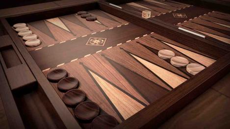 Backgammon verseny I
