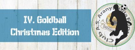 Goldball Labdarugó Torna 2017