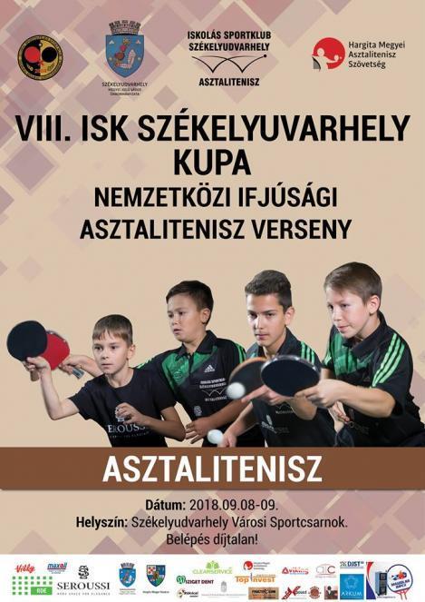 VIII.ISK Székelyudvarhely kupa - forduló 2.